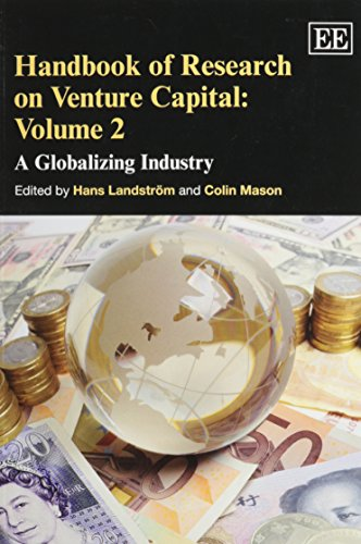 9781781009048: Handbook of Research on Venture Capital: A Globalizing Industry