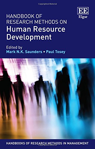 9781781009239: Handbook of Research Methods on Human Resource Development (Handbooks of Research Methods in Management series)
