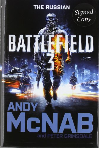 9781781030530: Battlefield 3 the Russian Signed Edition (Video Game Novel)