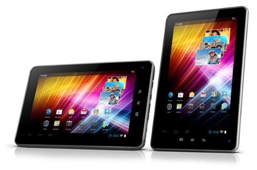 9781781036525: Gotab 7' Capacitive Android 4. Tablet (Metallic Backedchassis Gbt740m)