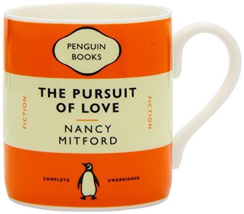 9781781038628: Pursuit of Love Mug Orange (Penguin Mug)
