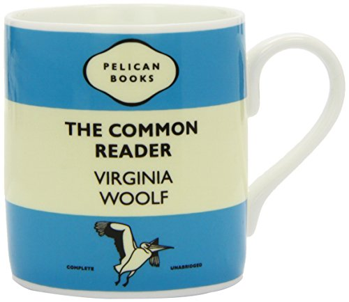 9781781039977: Common Reader Mug Light Blue (Penguin Mug)