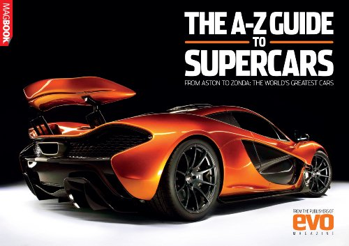 9781781060544: The A-Z Guide to Supercars