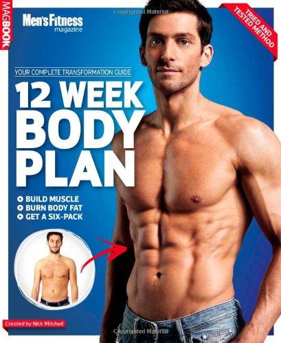 9781781060575: Men's Fitness 12 Week Body Plan (Mens Health)