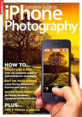 9781781061060: Complete Guide to iPhone Photography MagBook