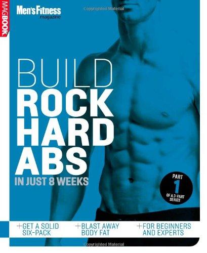 9781781061466: Men's Fitness Build Rock Hard Abs
