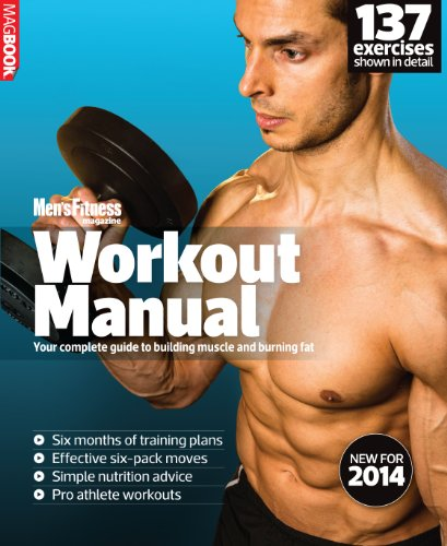 9781781061626: Men's Fitness Workout Manual 2014 MagBook