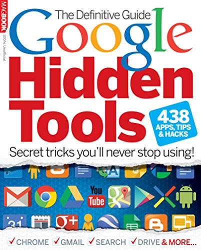 9781781062975: The Definitive Guide to Google Hidden Tools