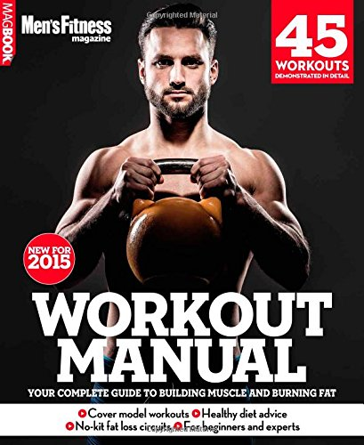 9781781063064: Men's Fitness Workout Manual 2015