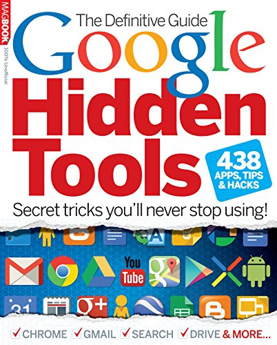 9781781063194: The Definitive Guide to Google Hidden Tools