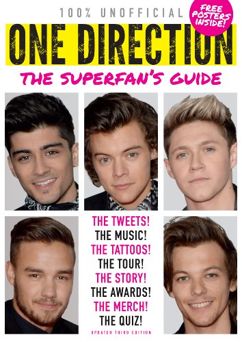 9781781063262: One Direction Superfan Guide 3(100% Unofficial)