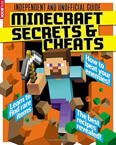 9781781064801: Minecraft Secrets & Cheats: 100% Unofficial