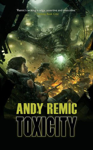 Toxicity (Anarchy): Remic, Andy