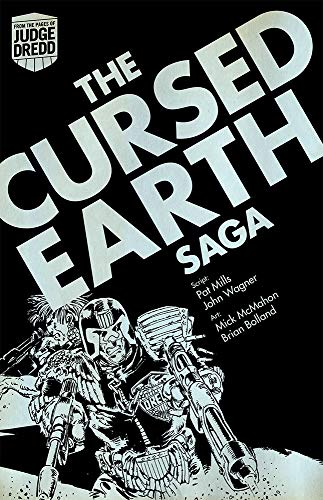 9781781080085: Judge Dredd: The Cursed Earth Saga (2000 Ad)