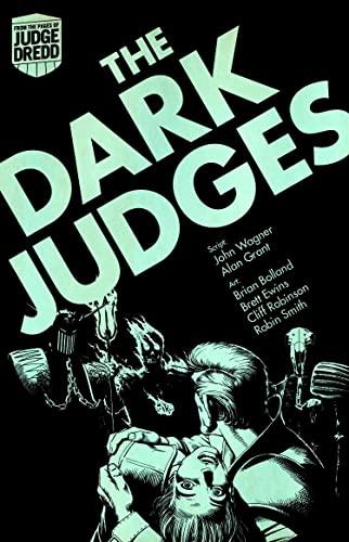 9781781080450: Judge Dredd: the Dark Judges