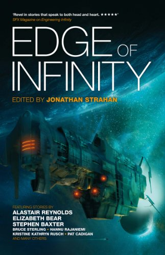 Edge of Infiinity: Fourteen New Short Stories: Hamilton, Peter F.,