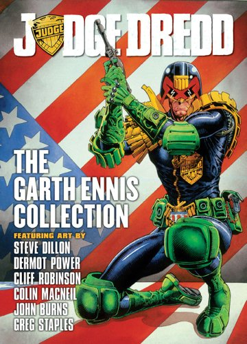 Judge Dredd: The Garth Ennis Collection (Judge Dredd (2000 AD))