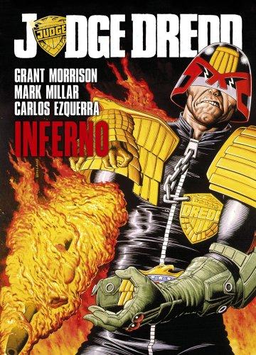 9781781080719: Judge Dredd: Inferno (Judge Dredd (2000 AD))