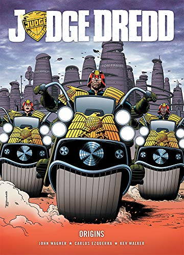 9781781080993: Judge Dredd: Origins
