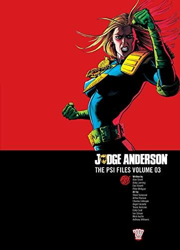 9781781081068: Judge Anderson: PSI Files Vol.3: The PSI Files