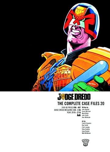 9781781081419: Judge Dredd Complete Case Files 20