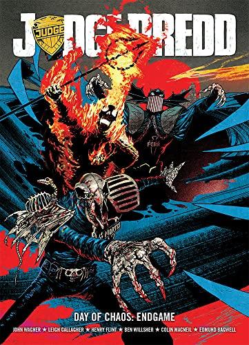 9781781081426: Judge Dredd Day of Chaos: Endgame