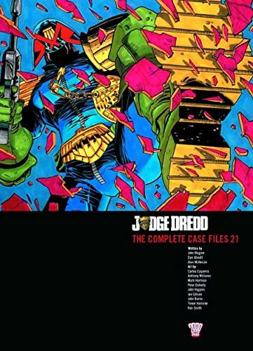 9781781081754: Judge Dredd: v. 21: The Complete Case Files