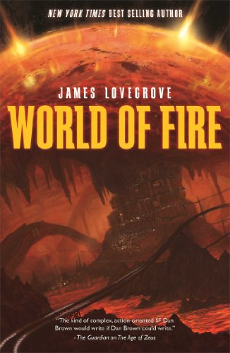 World of Fire (Dev Harmer Mission): Lovegrove, James