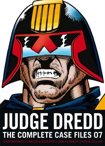 Judge Dredd the Complete Case Files 07: Wagner, John/ Grant,