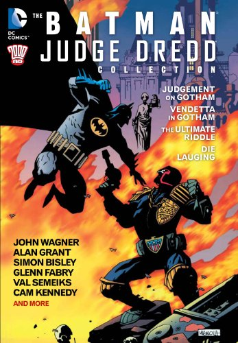 9781781082256: The Batman/Judge Dredd Collection