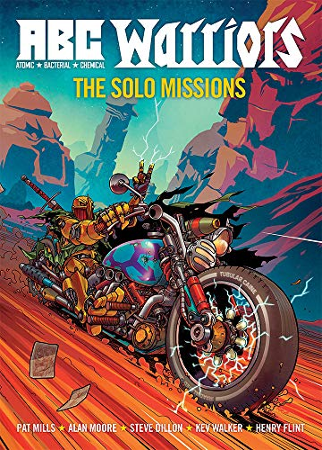 A.B.C. Warriors: Solo Missions (Paperback): Pat Mills, Alan