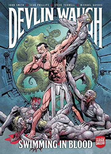 9781781082287: Devlin Waugh: Swimming in Blood