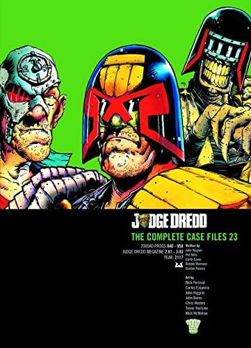 9781781082522: Judge Dredd: v. 23: The Complete Case Files