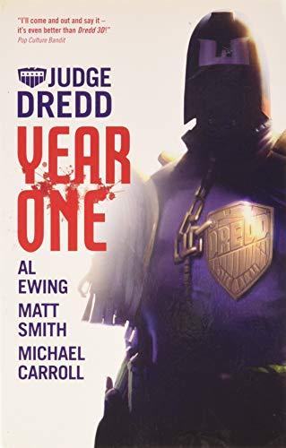 Judge Dredd: Year One: Omnibus: Matthew Smith