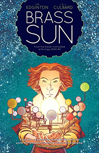 9781781082843: Brass Sun: The Wheel of Worlds