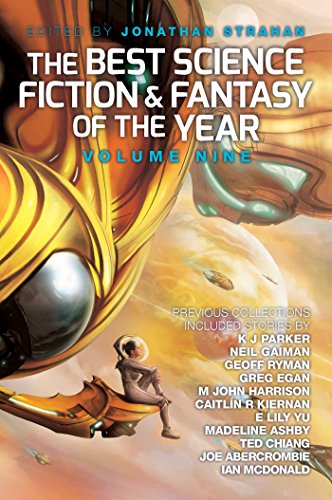 9781781083093: The Best Science Fiction and Fantasy of the Year: Volume Nine (Best Science Fiction & Fantasy of the Year)