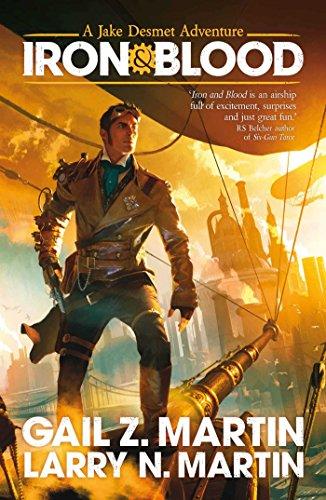 9781781083116: Iron and Blood: A Jake Desmet Adventure (Jack Desmet Adventure)