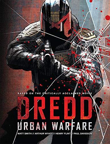 9781781083161: Dredd: Urban Warfare