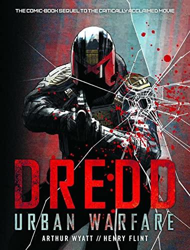 9781781083178: Dredd: Urban Warfare