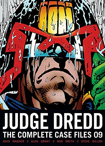 Judge Dredd: The Complete Case Files 09: Wagner, John; Grant, Alan
