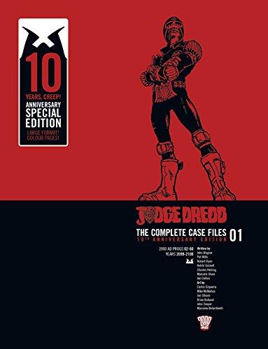Judge Dredd: Casefiles 01: 10th Anniversary Edition