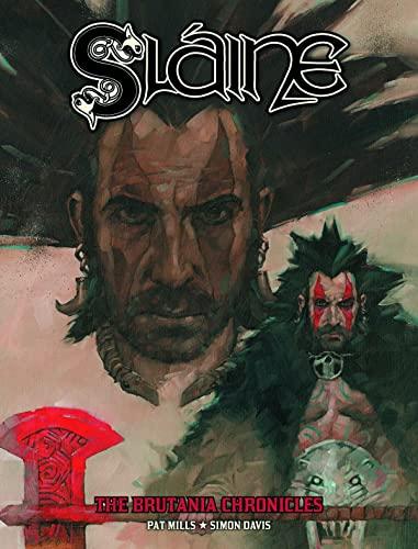 Slaine Brutania Chronicles: Mills, Pat