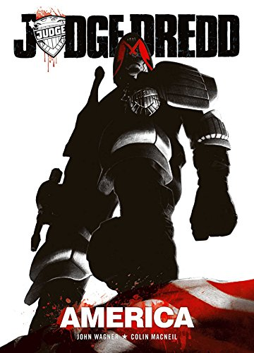 9781781083703: Judge Dredd: America