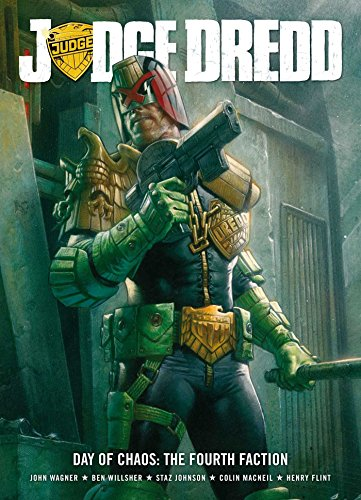9781781083840: Judge Dredd Day of Chaos: Fourth Faction