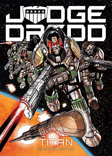 9781781084403: Judge Dredd: Titan