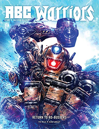9781781084434: ABC Warriors: Return to Ro-Busters