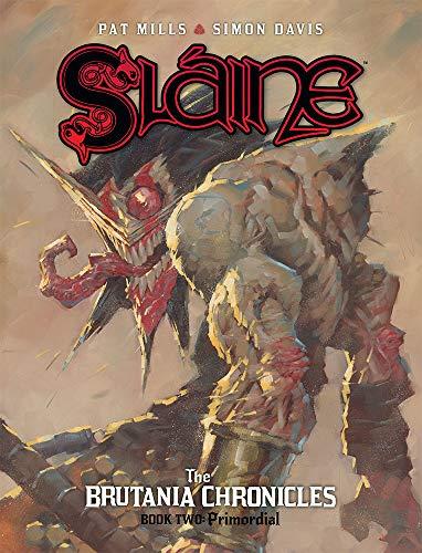 9781781084724: Slaine Brutania Chronicles 2