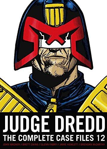 Judge Dredd: The Complete Case Files 12 Format: Paperback