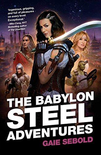 9781781086421: The Babylon Steel Adventures