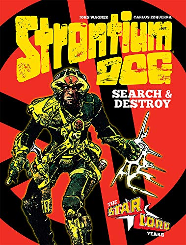 9781781087657: Strontium Dog Search and Destroy: The Starlord Years